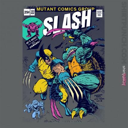 Wolverine VS Slash