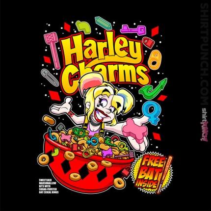 Harley Charms