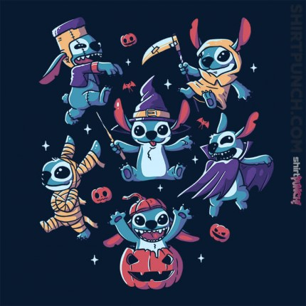 Halloween Experiments
