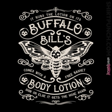 Buffalo Bill's Body Lotion