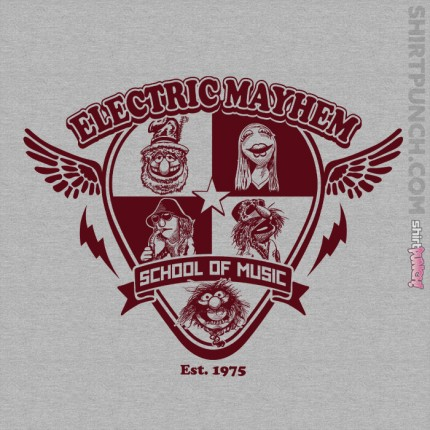 Electric Mayhem School Of Music
