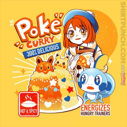 Poke Curry