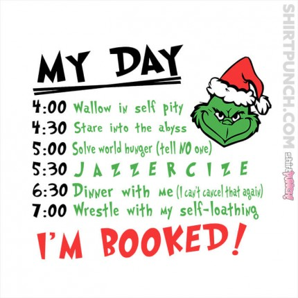 I'm Booked!