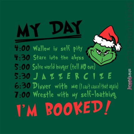 I'm Booked! (Green)
