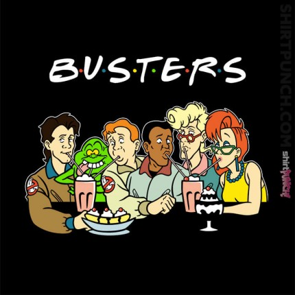 The Real Busters