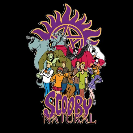 Scooby Natural