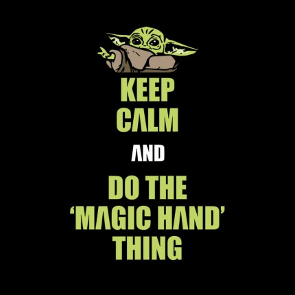 Magic Hand Thing