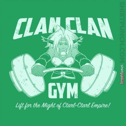 Clan Clan Gym
