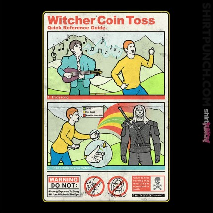 Witcher Coin Toss