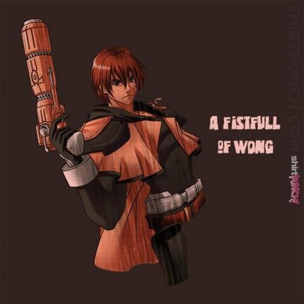 A FistFul Of Wong