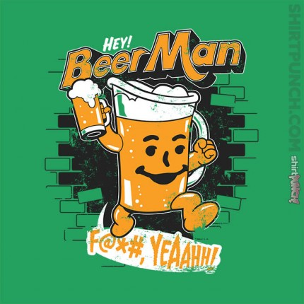 Hey Beer Man