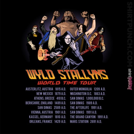 World Time Tour