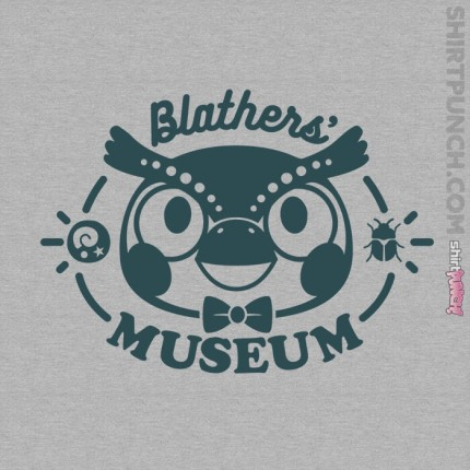 Blathers' Museum