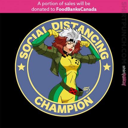 Rogue Social Distancing Champion