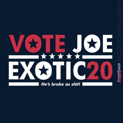 Vote For Joe