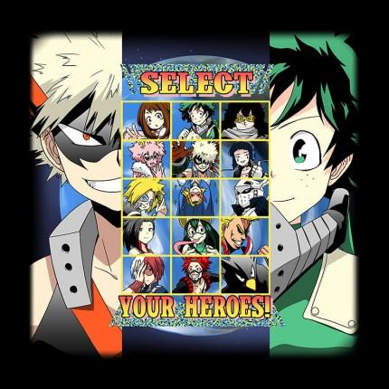 Hero Select