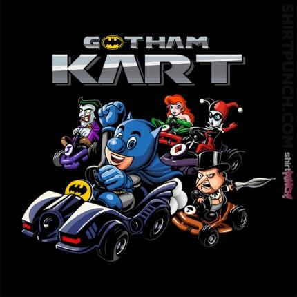 Gotham Kart