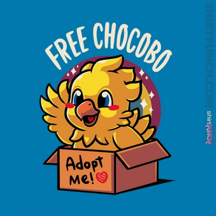 Adopt A Chocobo