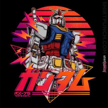 Gundam RX 78 Retro