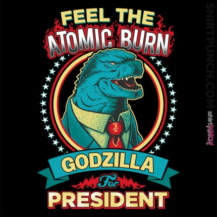 Feel The Atomic Burn