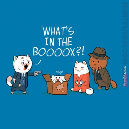 What's In The Booox?