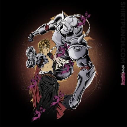 Fullmetal Pose