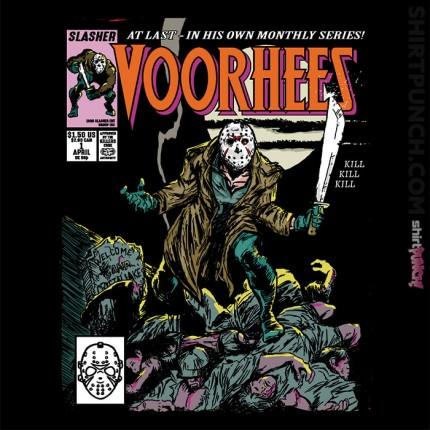 Voorhees Wolverine
