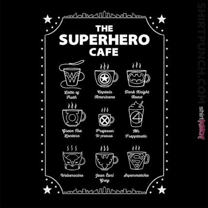 Superhero Cafe