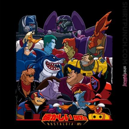 Good Vs Evil 90s
