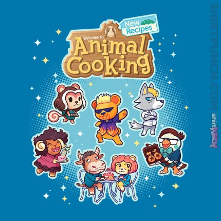 Cooking Crossing