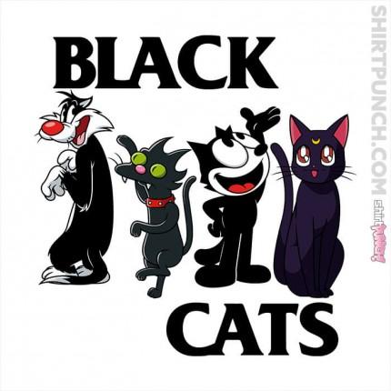 Black Cats Flag
