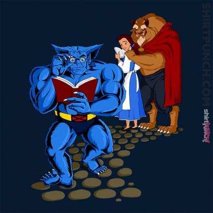 Torn Between Beasts