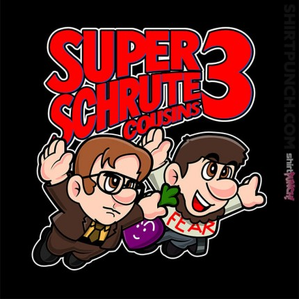 Super Schrute Cousins
