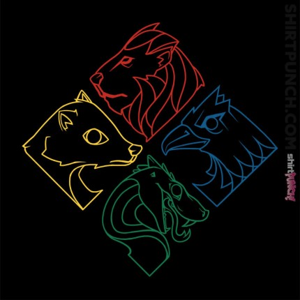 Geometric Hogwarts
