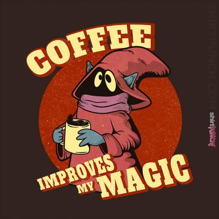 Coffee Improves My Magic