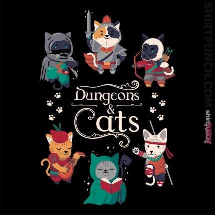 Dungeons & Cats 2nd Edition