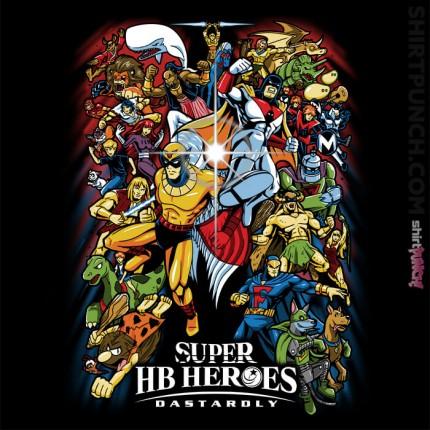 Super HB Heroes