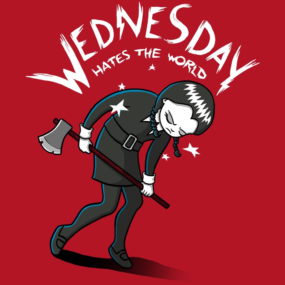 Wednesday Hates The World