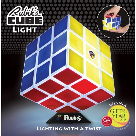 RUBIK'S CUBE - Light