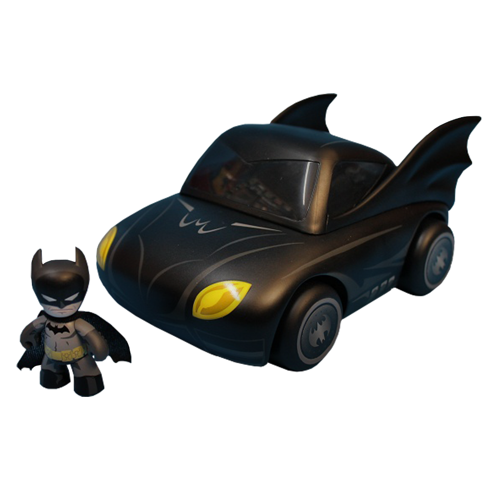 DC Mini Batman and The Batmobile