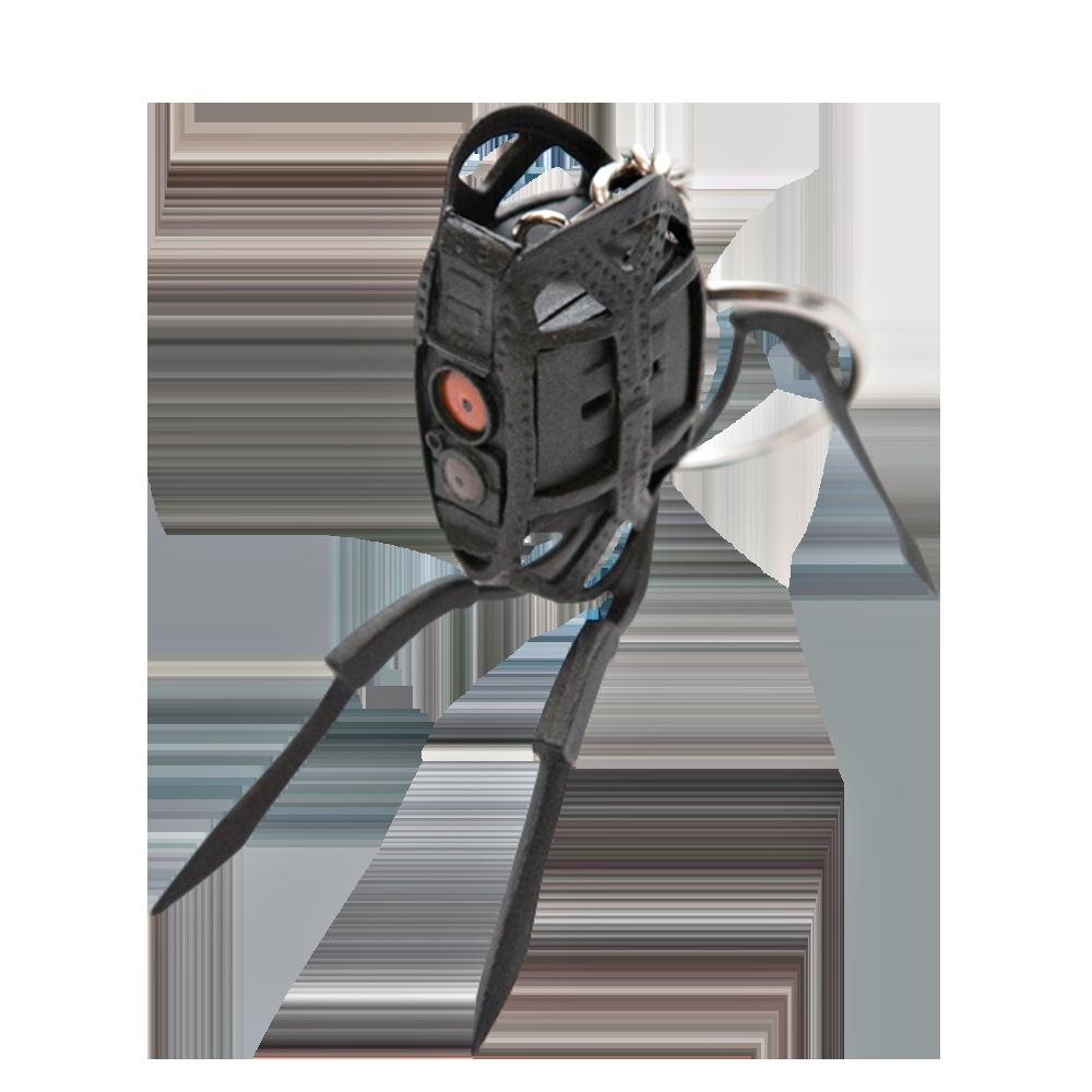 Defective Turret Key Chain