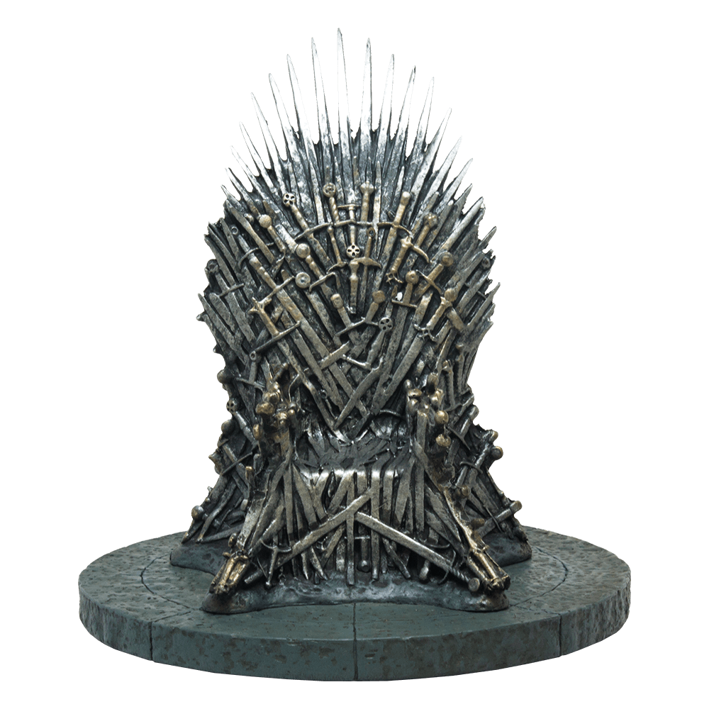 Game of Thrones Iron Throne 7