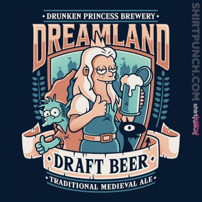 Dreamland Draft