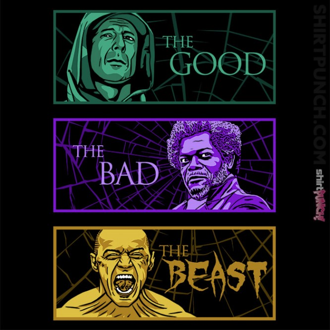 The Good, The Bad, And The Beast