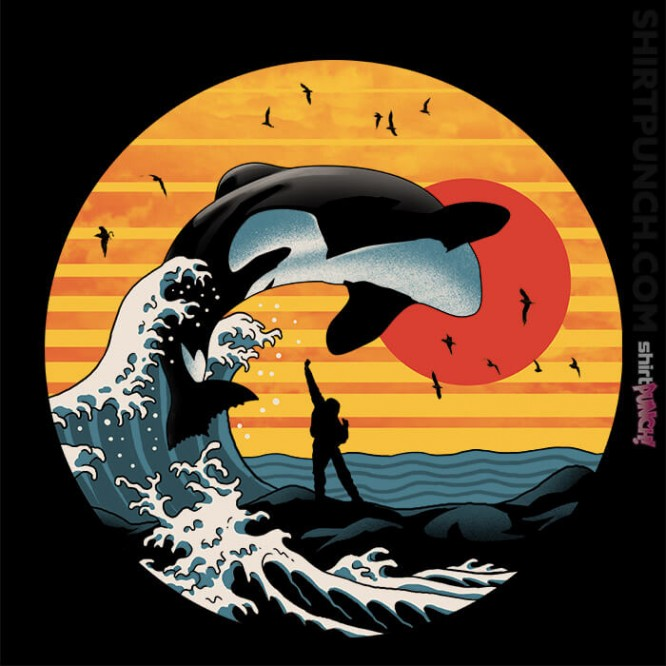 The Great Killer Whale