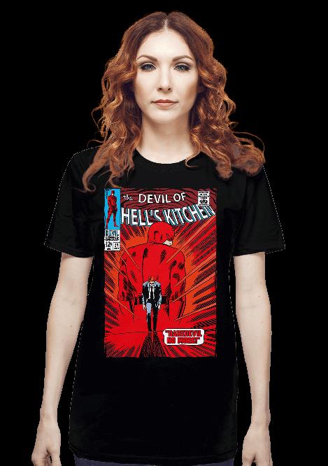 Daredevil No More!