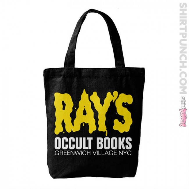 Ray's Occult Books Tote Bag