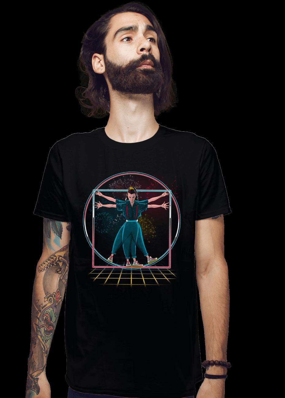 Vitruvian Things - by teesgeex