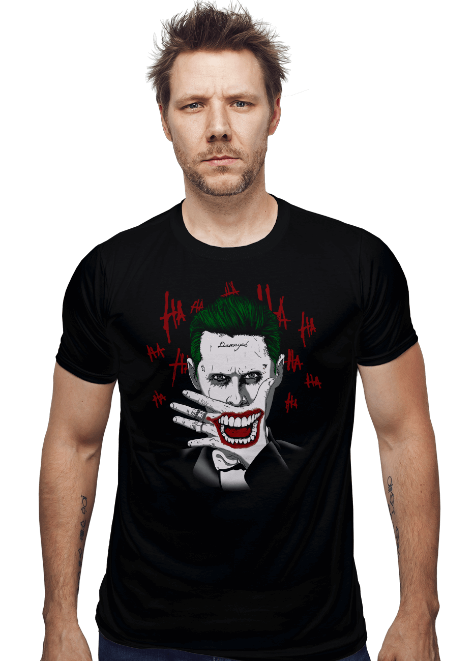 Are you Enjoying Yourself - The Joker T-Shirts