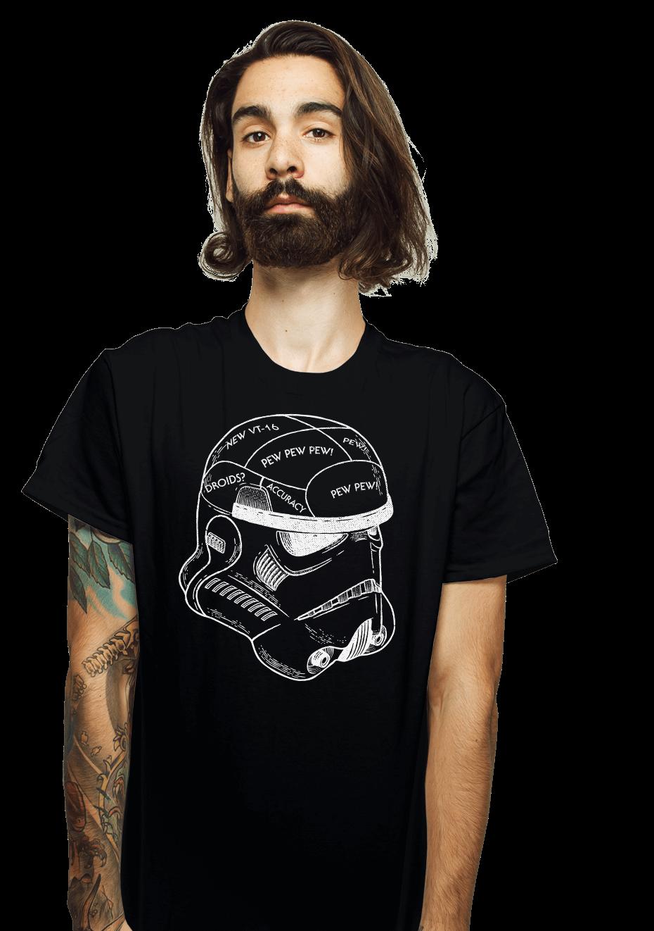 Stormtrooper Phrenology